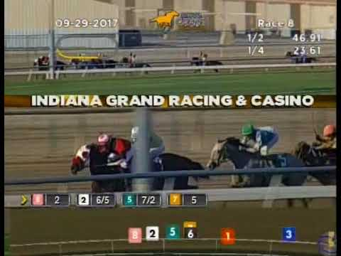 Secret Authority wins at Indiana Grand Race Course on Sept 29th, 2017