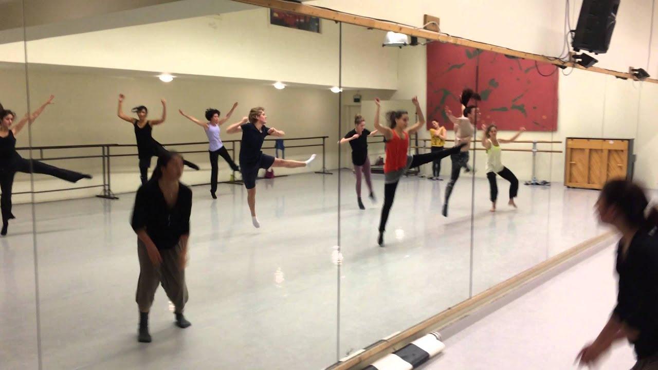 Fabulous Amsterdam Dance Centre: Modern Basic by Lieke van Kesteren / Ben  AL-56