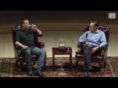 Elon Musk on Artificial Intelligence(AI), Self-driving Tesla, Mars Colony, Clean Energy and Startup