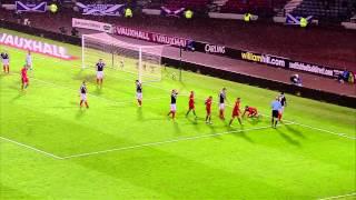 GOALS: Scotland 1-2 Wales // FIFA World Cup 2014 Qualifier, 22.03.13, Hampden Park, 8pm