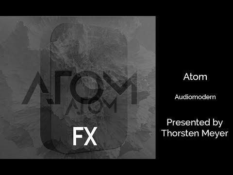 Atom by Audiomodern ATOM FX Presets