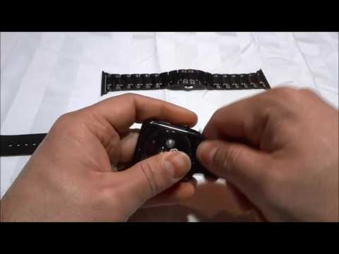 How To Change An Apple Watch Band-Tutorial