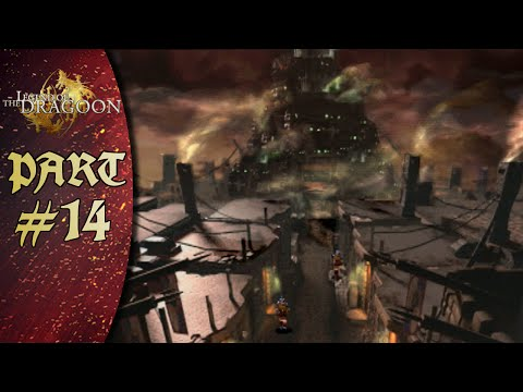 Let's Play Legend of Dragoon Part 14: The Black City