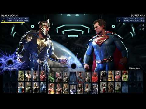 Injustice 2: ESL Gamestop Hometown Heroes Week 3 - Dallas. Top 8. (Ominous, Showtime + more)