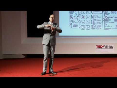 TEDxVilnius - Darius Bagdžiūnas - Kelionė po miesto dimensijas