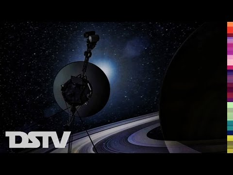 THE JOURNEY OF THE VOYAGER SPACECRAFT SO FAR