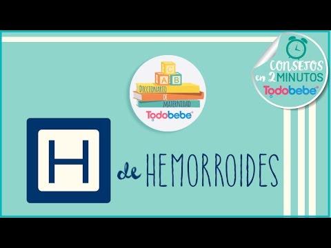 H de Hemorroides