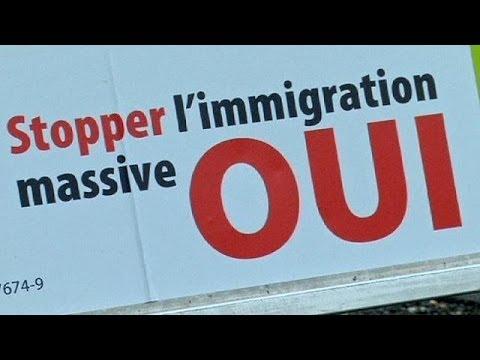 Limitation de l'immigration : inquiétude à la frontière suisse