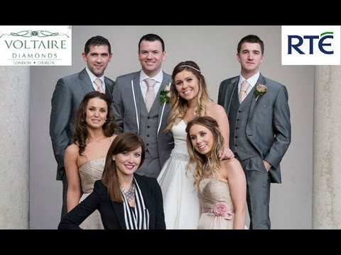 Voltaire Diamonds Featured on RTE Reality Bites - Bride to Be