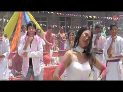 Pani Mein Bunka [ Bhojpuri Holi Video Song ] Laadli - Sunil Chhaila Bihari & Smriti Sinha