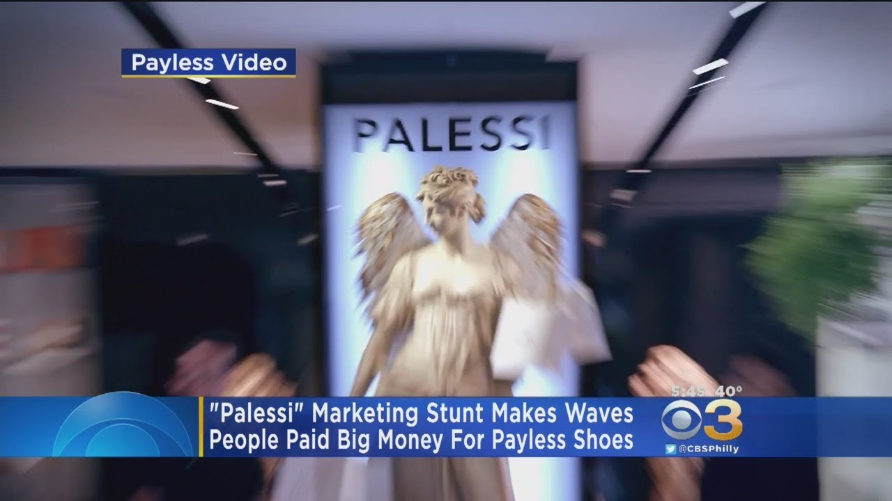 503fd078b15 Payless Opens Fake Luxury Store, Sells Customers $20 Shoes For $600 In  Experiment