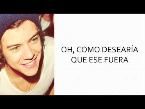 One Direction - I Wish Subtitulado en Español