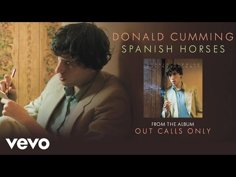 Donald Cumming - Spanish Horses (audio) thumbnail