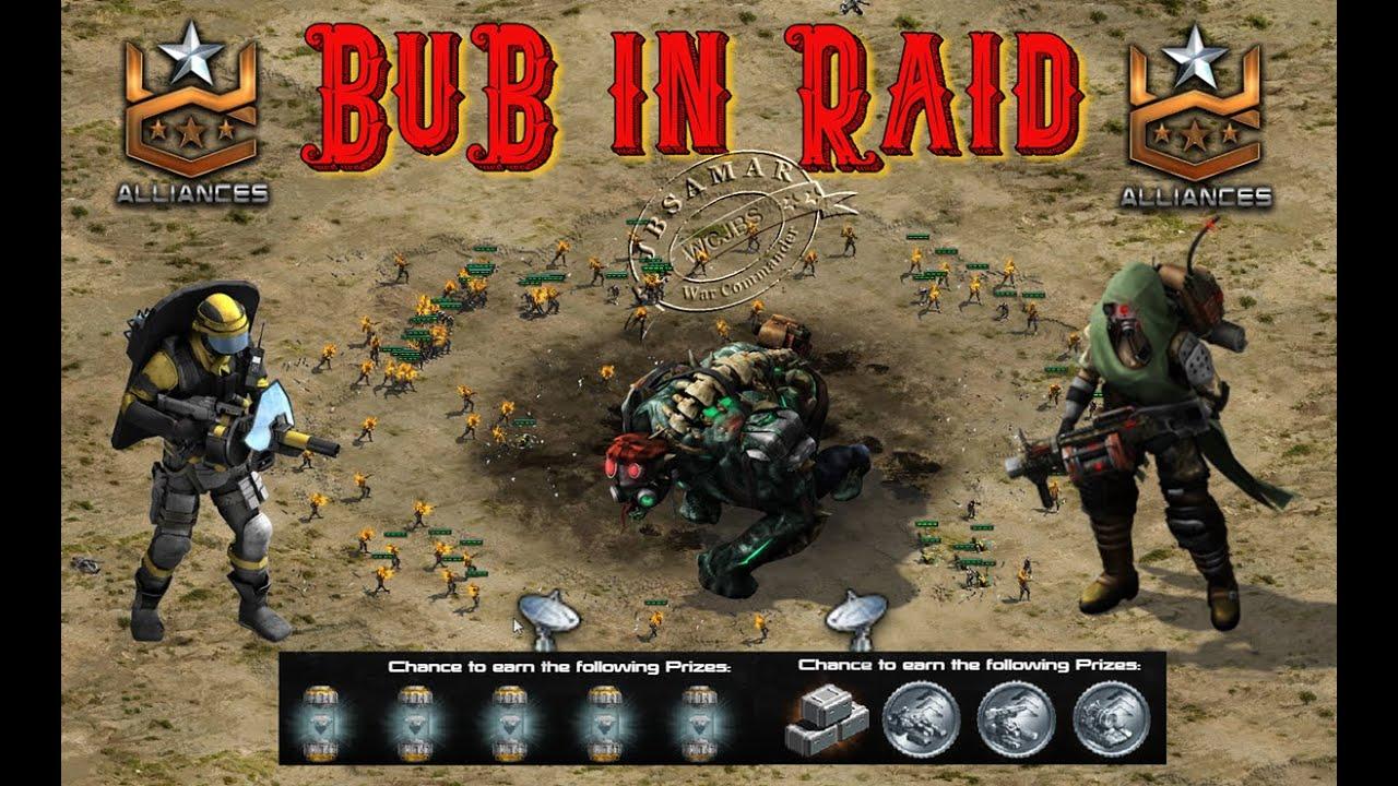 Download War Commander : BuB in Raid