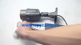 Комплектация Wi-Fi IP-камеры KDM-6921A(L)