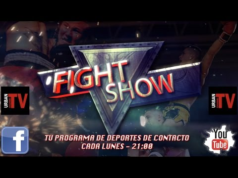 Fight Show 5 - Urban Channel TV