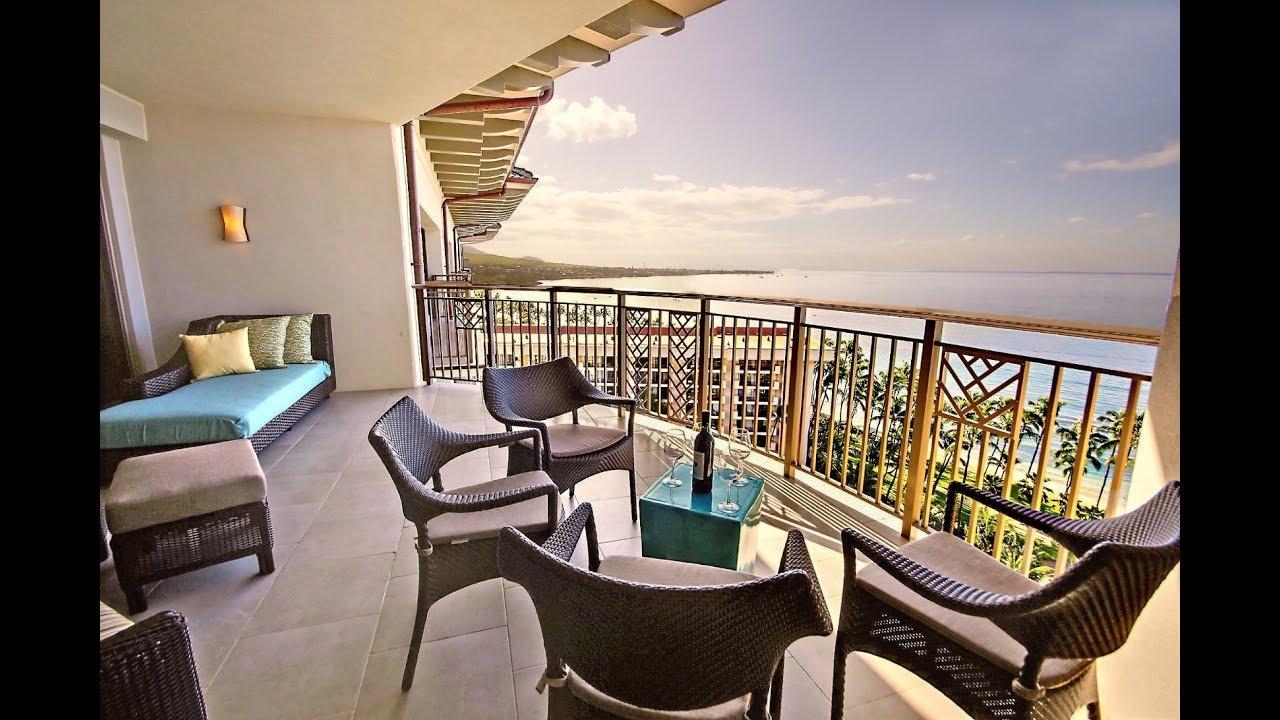 Hyatt Residence Club Maui Luxury Vacation Als On Kaanapali Beach