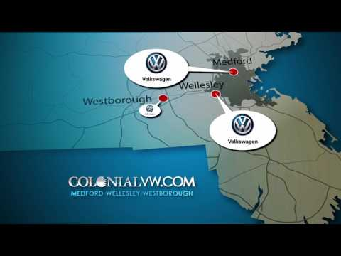 Presidents Month Colonial Volkswagen Commercial 2017