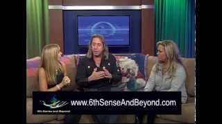 Psychic Sterling Day Special Guest on 6th Sense And Beyond and Talks about her special gift