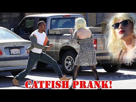 TINDER BAIT PRANK!! GONE WRONG