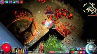 Path of Exile 2.0: Hegemony's Darkshrine Ball Lightning Witch! Day 6