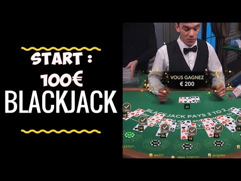 Blackjack high stakes