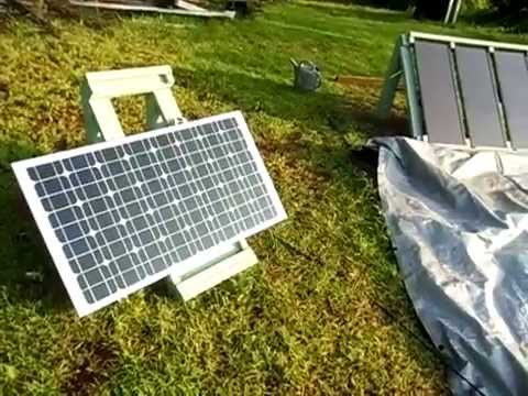 Power Outage: Using Solar Panels And Backup Generators