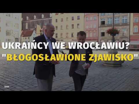 Ukraińcy We Wrocławiu -