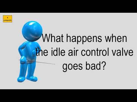 What Happens When The Idle Air Control Valve Goes Bad?