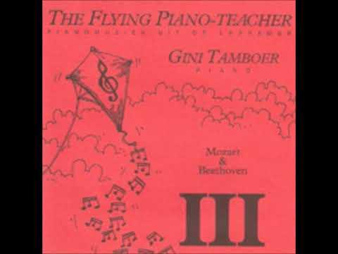 L. van Beethoven (1770-1827) - 6 Variationen über Schweitzerlied Wo 064 - Gini Tamboer-Vlieger piano