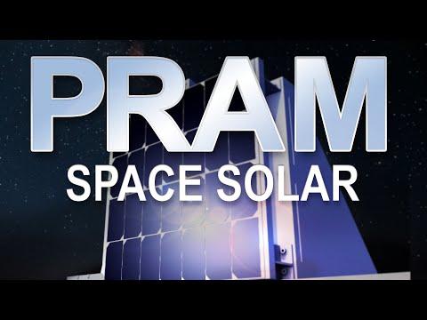 PRAM: NRL Space Solar