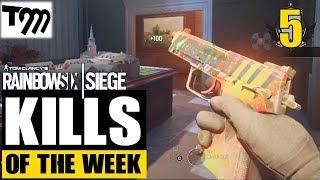 Rainbow Six Siege - TOP 10 KILLS OF THE WEEK 2018 #5 (Best Rainbow 6 Siege Plays)