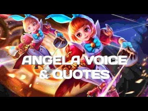voice quotes angela mobile legend bang bang