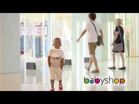 Diamond Platnumz -  Advertisement Babyshop (GSMALL DAR - ES -SALAAM)