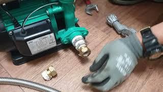 #약한수압#가압펌프#저소음펌프 설치방법010-4844-…
