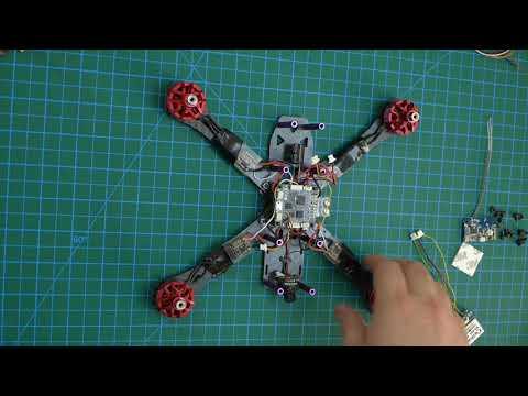 GPS'li Drone Yapımı - 250mm #3