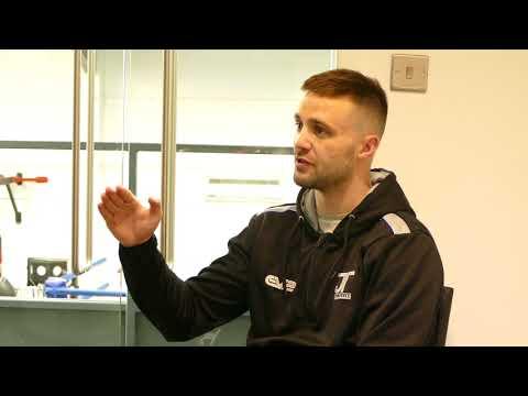Josh Taylor OPENS UP: McGuigan's gym, his rapid progression & world titles