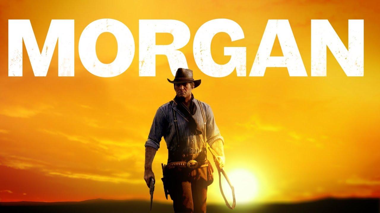 Red Dead Redemption 2 Logan Hurt Style Trailer Youtube