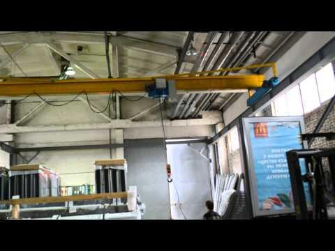 Кран мостовой опорный 3,2 тонны - ООО РПФ Триада, Москва
