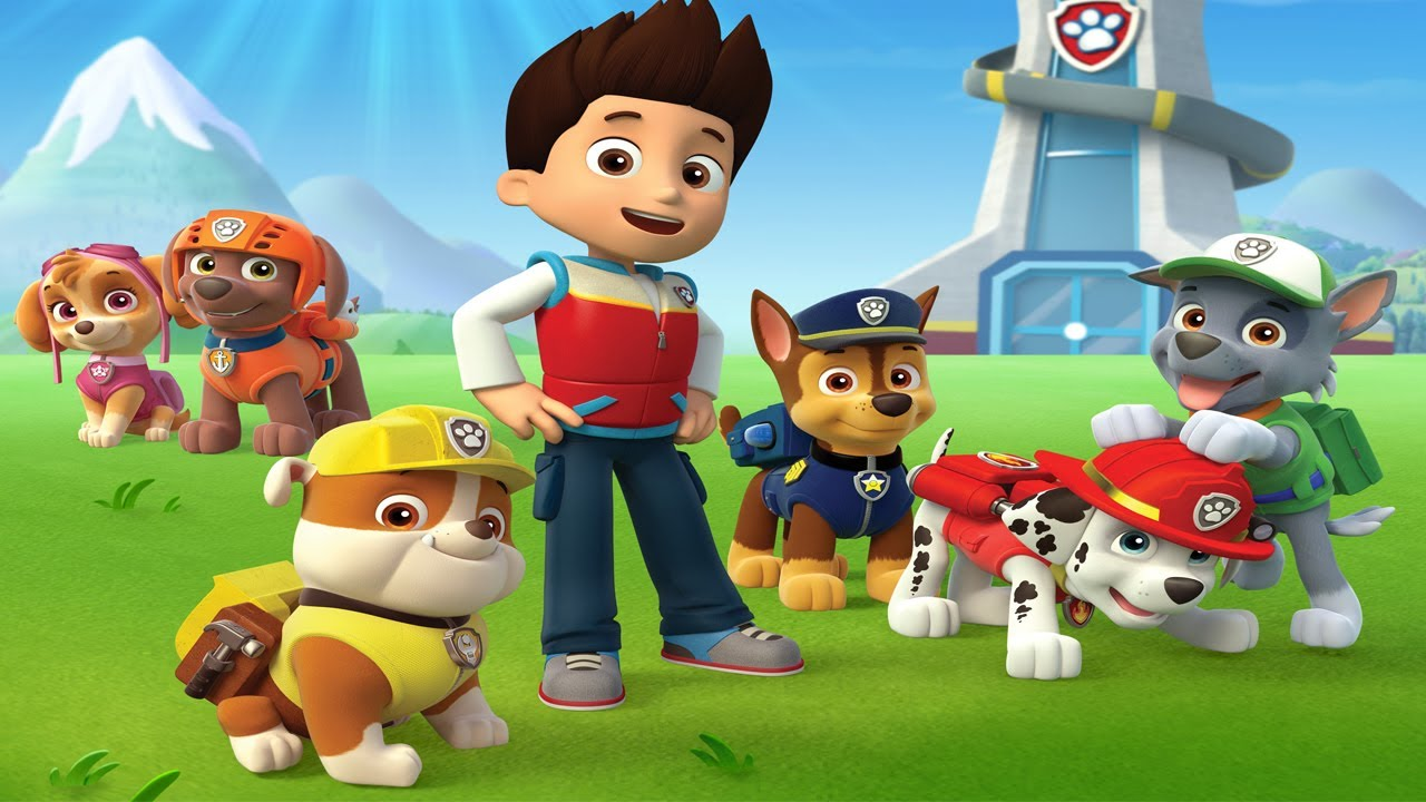 Image Result For Paw Patrol Tapete