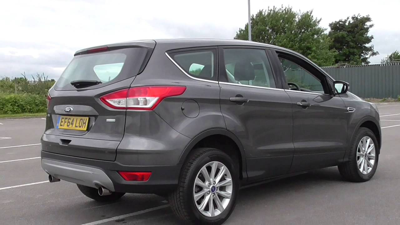 ford kuga 1 5 ecoboost 182 titanium 5dr auto u107558 youtube. Black Bedroom Furniture Sets. Home Design Ideas