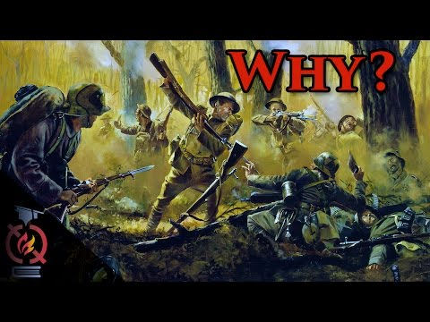 Why Did The US Join WWI?