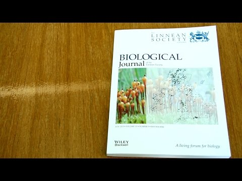 Special issue Biological Journal of the Linnean Society: 50 years of Biological Records Centre