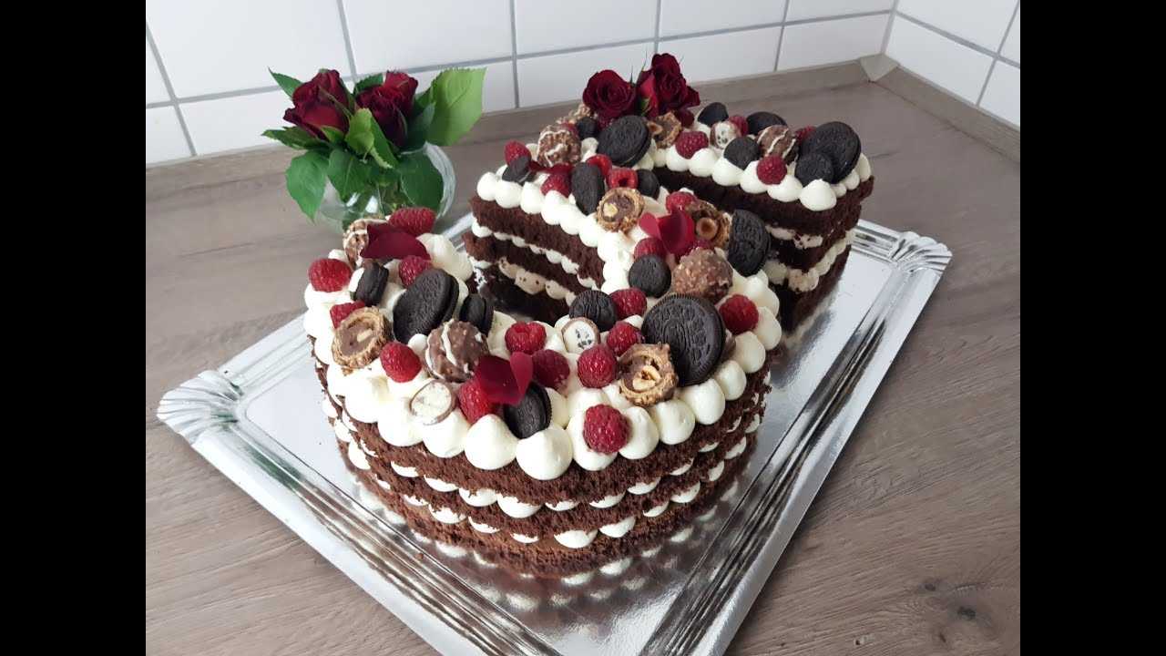 Zahlen Torte / Number Cake ♥ P&S Backparadies