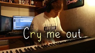 Pixie Lott-  Cry me out [Piano Cover] by Coonka