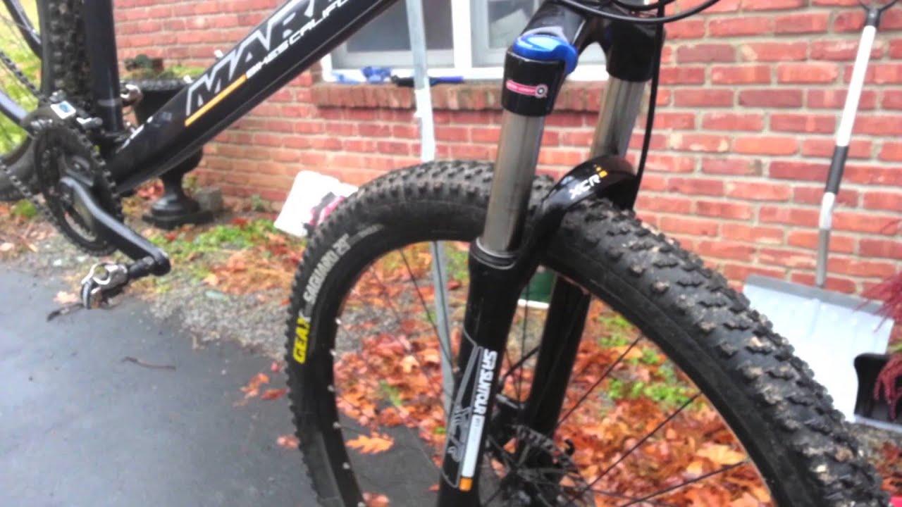 My Bike: Marin Bolinas Ridge 29er - YouTube
