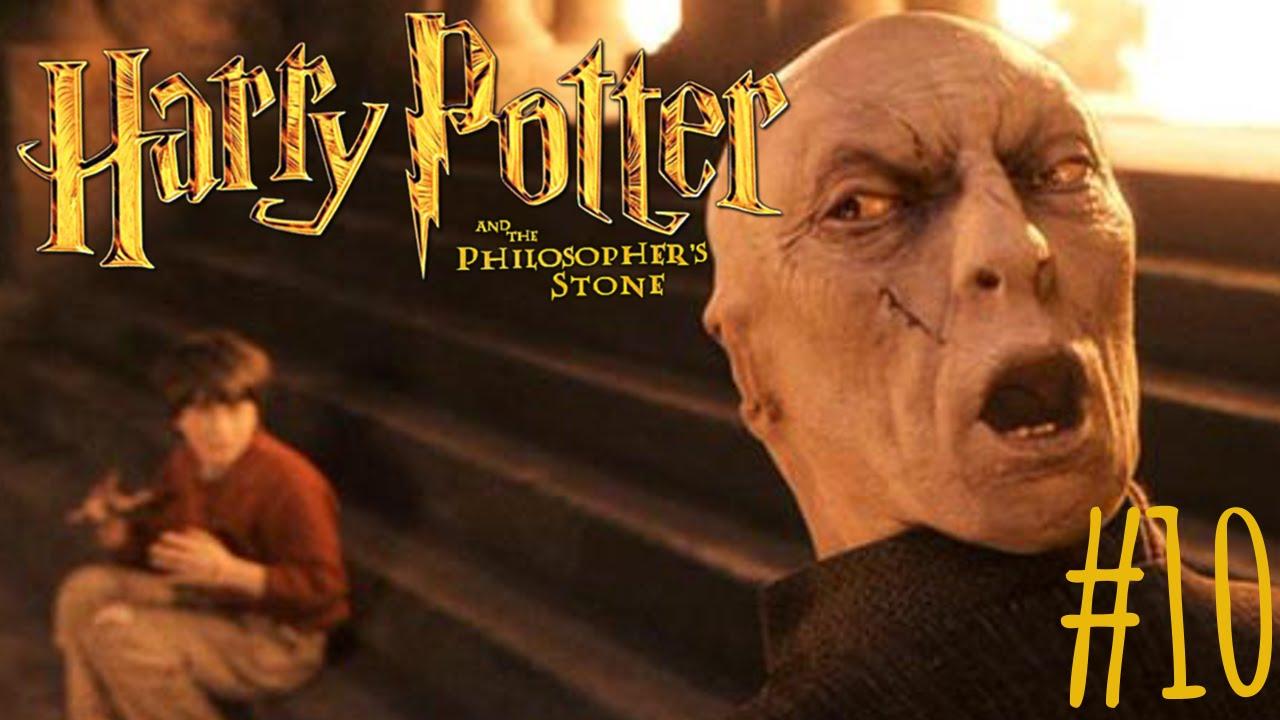 Reupload Großes Finale Voldemort G3r3kt Harry Potter Und Der Stein Der Weisen 10