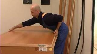 ECLISSE - Montaż drzwi, ościeżnic i opasek