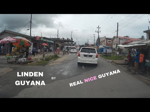Linden Guyana, Market and Museum area  ( HD )