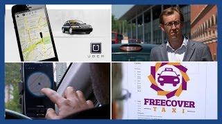 видео система такси убер